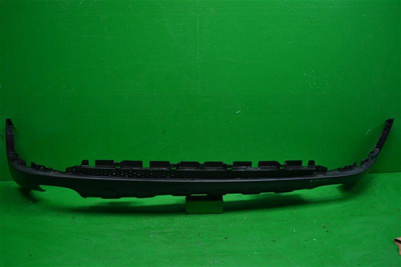 Юбка бампера Ssangyong Actyon 2 2010 задняя (б/у)