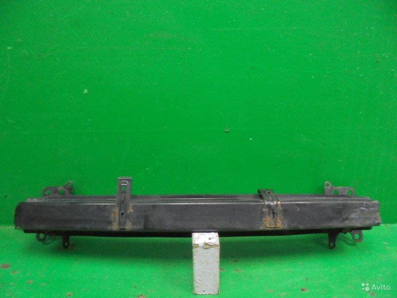 Усилитель бампера Skoda Fabia 2 2007 передний (б/у)