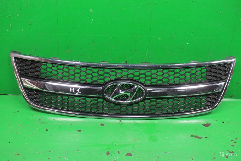 Решетка радиатора Hyundai Starex H1 2007 (б/у)