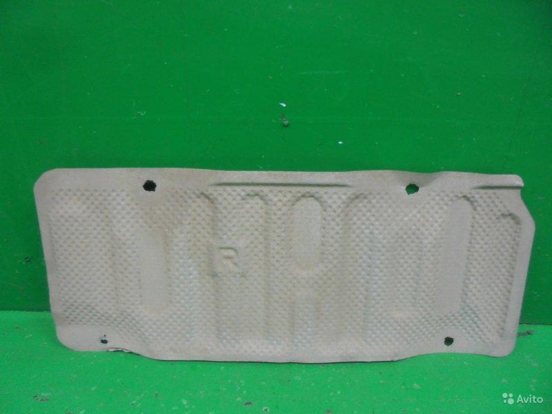 Тепловой экран глушителя Citroen C4 2010 (б/у)