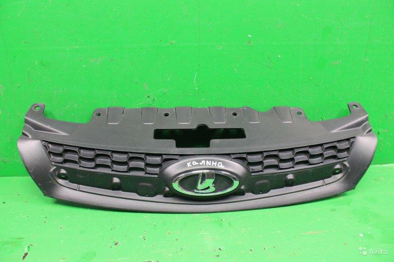 Решетка радиатора Lada Kalina 2 2013 (б/у)