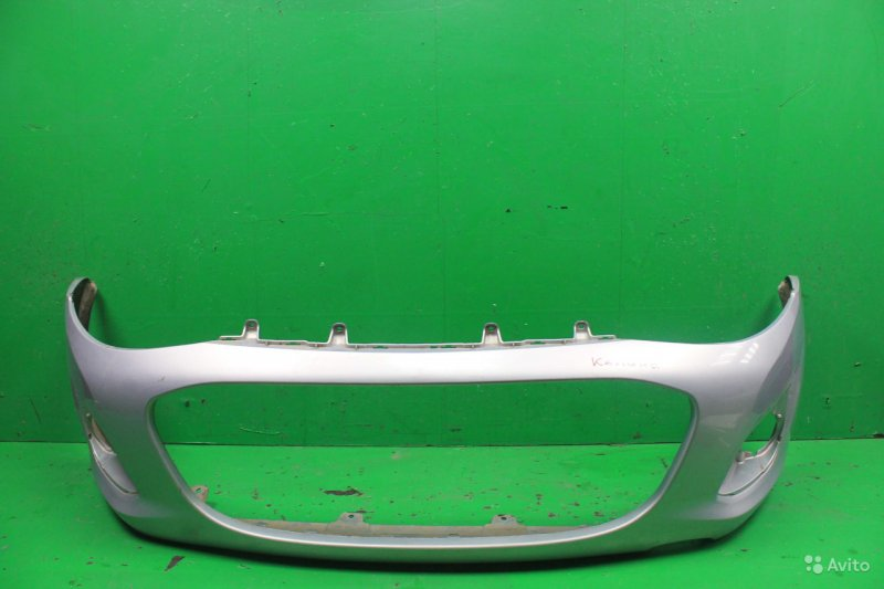 Бампер Lada Kalina 2 2013 передний (б/у)