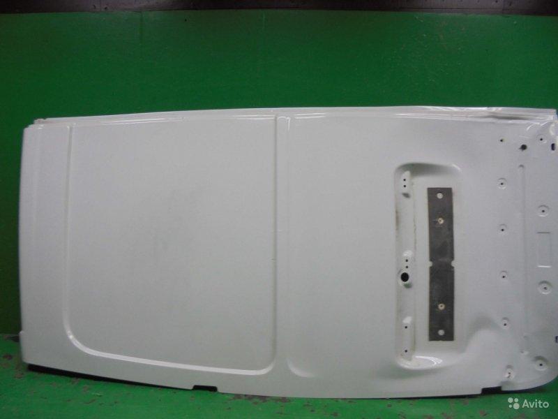Дверь багажника Renault Master 3 2010 левая (б/у)
