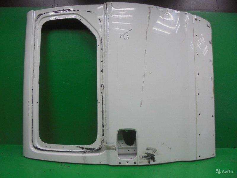 Дверь Hyundai Grand Starex H1 2007 задняя левая (б/у)