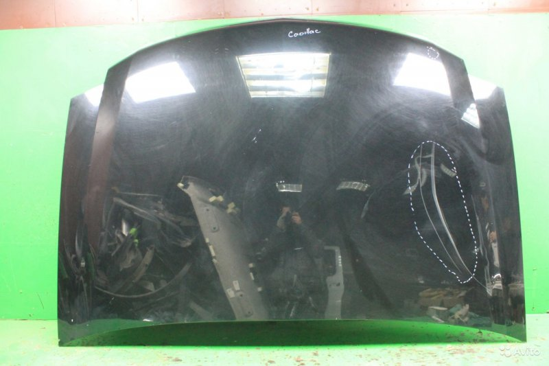 Капот Cadillac Escalade 3 2006 (б/у)