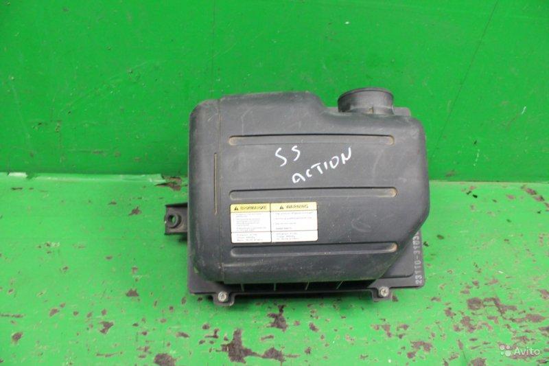 Корпус воздушного фильтра Ssangyong Actyon 2 2010 (б/у)