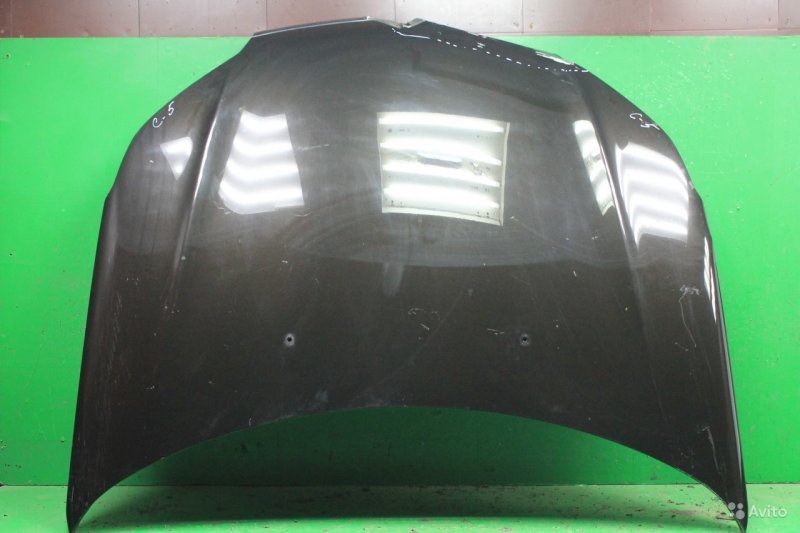 Капот Citroen C5 2 2008 (б/у)