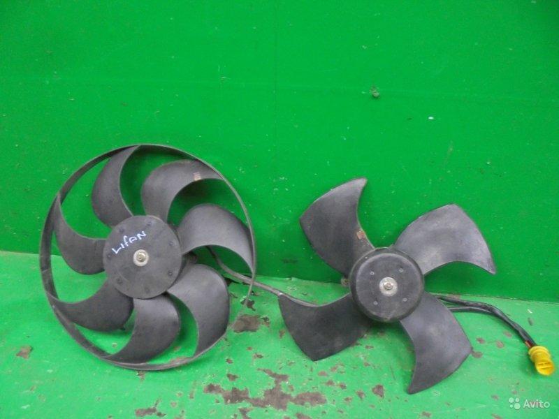 Вентилятор радиатора Lifan X60 2011 (б/у)