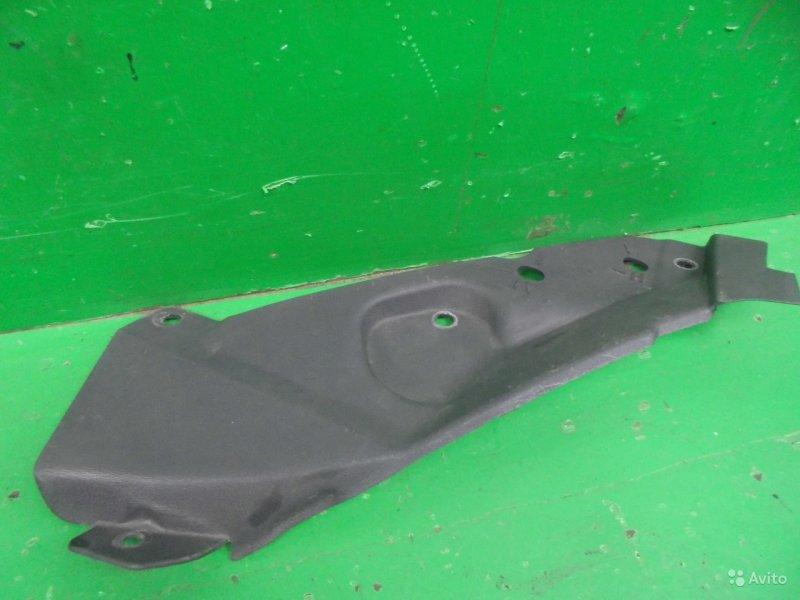 Накладка фары Lada Priora 2007 левая (б/у)
