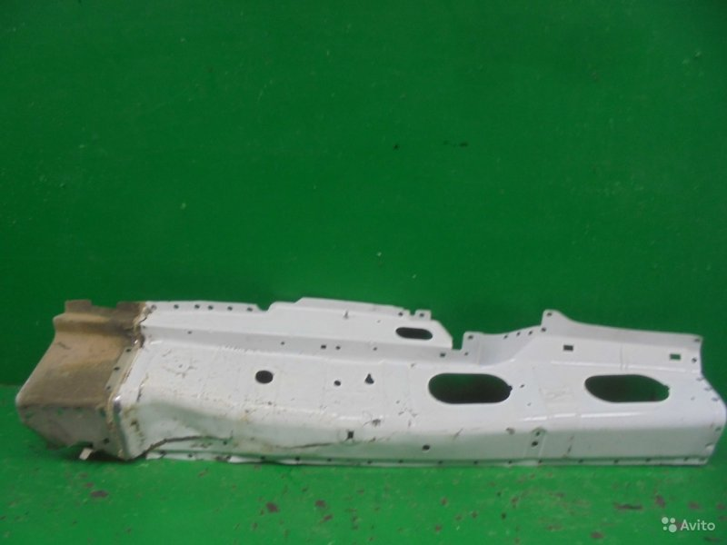 Усилитель стойки Citroen Jumpy 2007 правый (б/у)