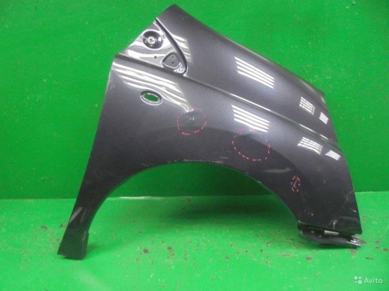Крыло Citroen Jumpy 2 2007 переднее правое (б/у)
