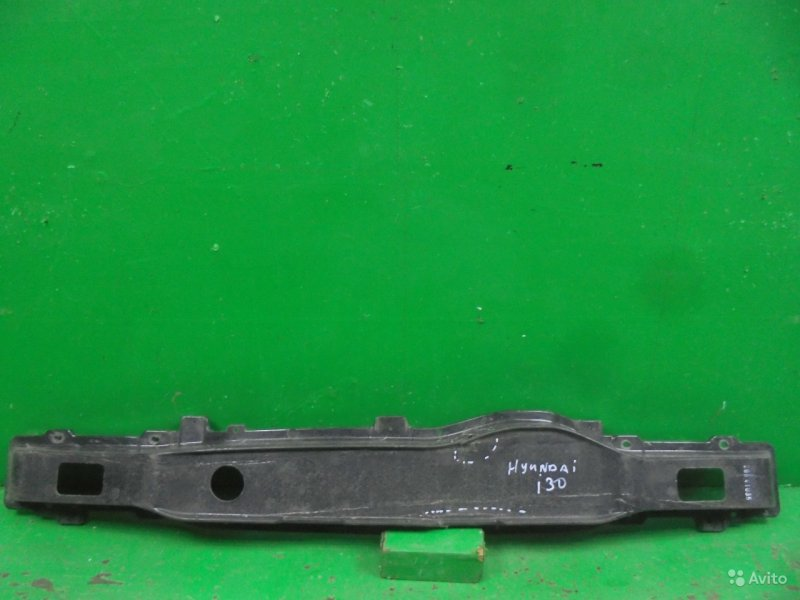 Усилитель бампера Hyundai I30 2007 задний (б/у)