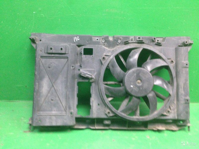 Диффузор вентилятора Peugeot 308 2007 (б/у)