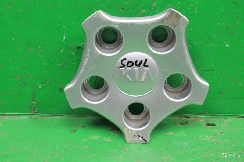 Накладка на диск Kia Soul 2011 (б/у)