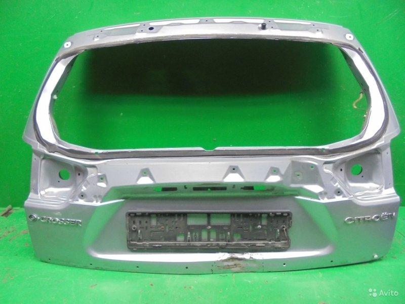 Дверь багажника Citroen C-Crosser 2007 (б/у)
