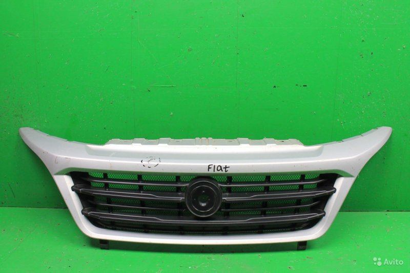 Решетка радиатора Fiat Ducato 3 РЕСТАЙЛИНГ 2014 (б/у)