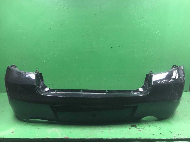 Бампер Datsun On-Do 2014 задний (б/у)