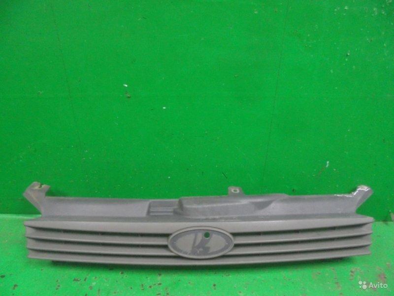 Решетка радиатора Lada Kalina 2004 (б/у)