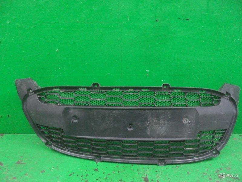 Решетка бампера Lada Kalina 2 2013 (б/у)