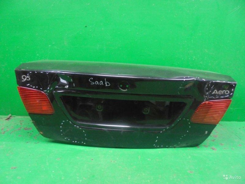 Крышка багажника Saab 9-5 РЕСТАЙЛИНГ 2 2005 (б/у)