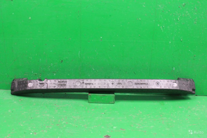 Абсорбер бампера Citroen C1 2012 передний (б/у)