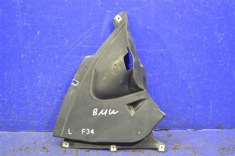 Подкрылок Bmw 3 Gt F34 2011 передний левый (б/у)