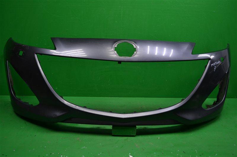 Бампер Mazda 5 2 2010 передний (б/у)