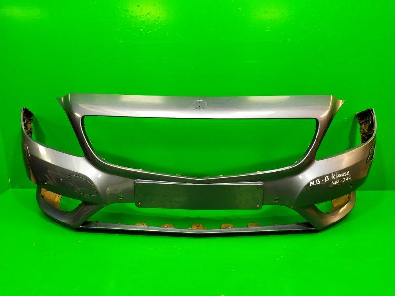 Бампер Mercedes B W246 2011 передний (б/у)