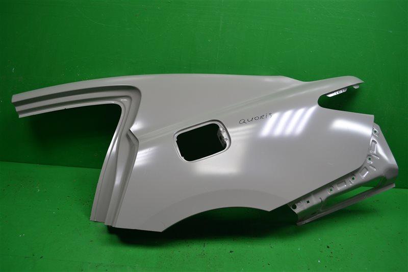 Крыло Kia Quoris 2012 заднее левое