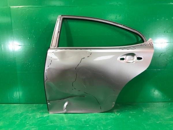 Дверь Lexus Es 6 2012 задняя левая (б/у)