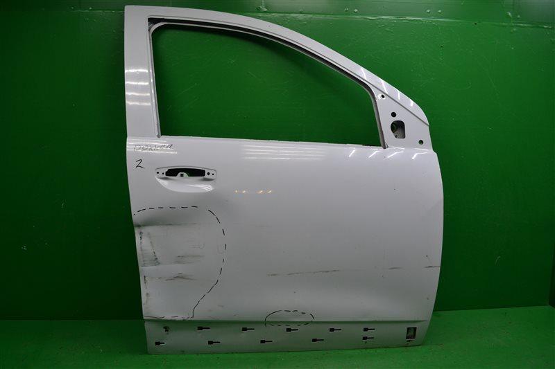 Дверь Renault Dokker 2012 передняя правая (б/у)
