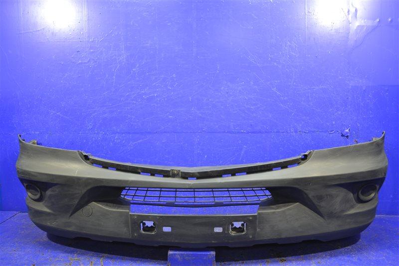 Бампер Mercedes Sprinter W906 2013 передний (б/у)