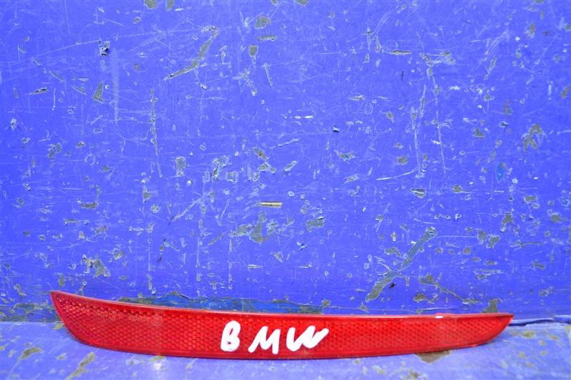 Катафот бампера Bmw 2 F22 2014 левый (б/у)