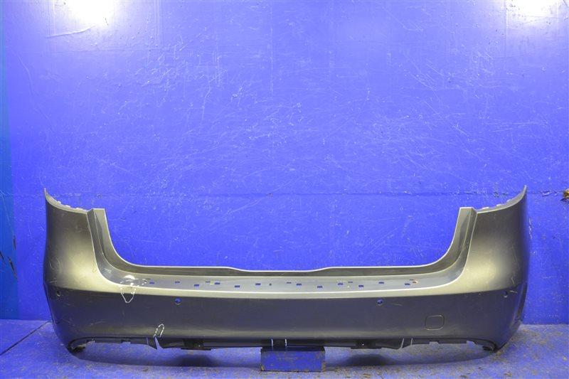 Бампер amg Mercedes B W246 2014 задний (б/у)