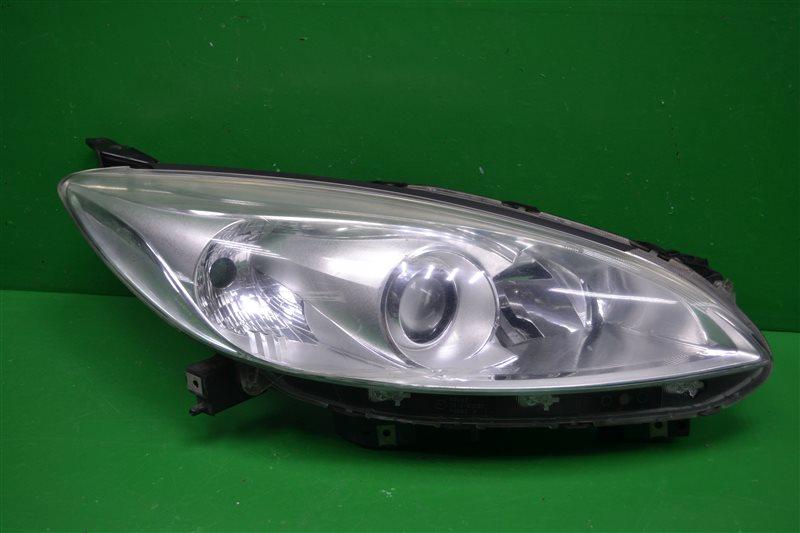 Фара Mazda 5 2 2010 правая (б/у)