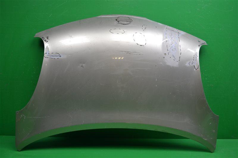 Капот Nissan Micra 3 2002 (б/у)