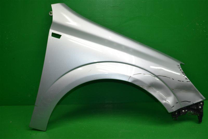 Крыло Opel Astra H 2004 переднее правое (б/у)