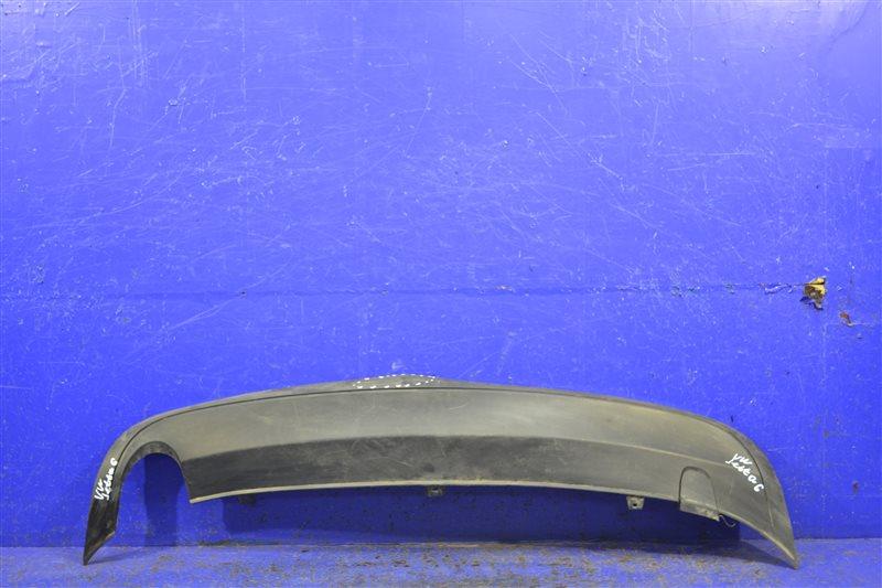 Юбка бампера Volkswagen Jetta 6 2010 задняя (б/у)