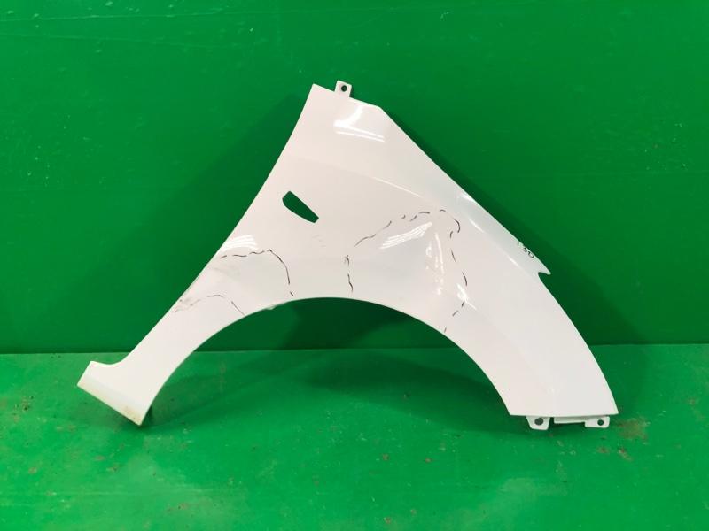 Крыло Hyundai I30 2 2011 переднее правое (б/у)