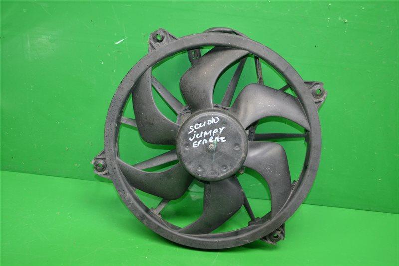 Вентилятор радиатора Peugeot Expert 2 2007 (б/у)
