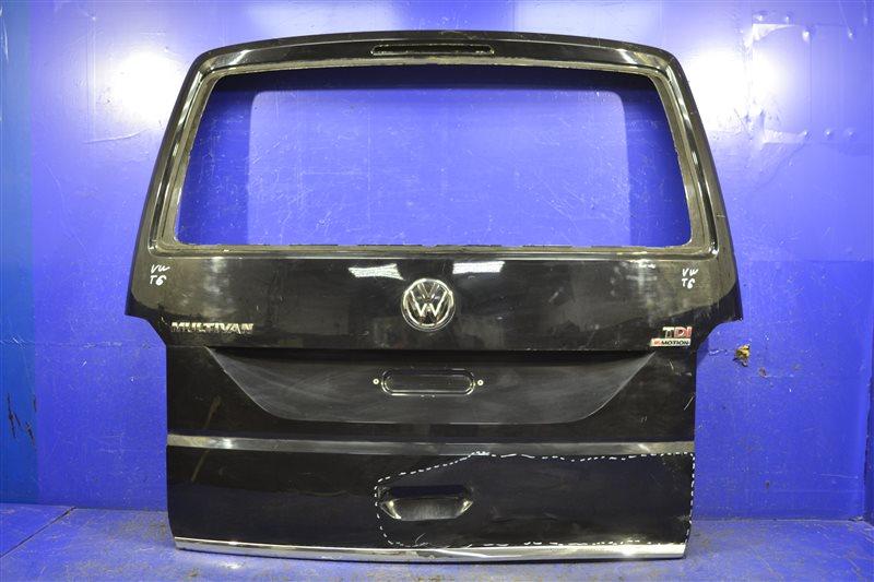 Дверь багажника Volkswagen Multivan T6 2015 (б/у)