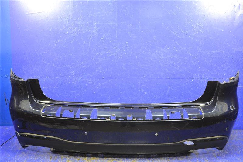 Бампер Mercedes Gls X166 2015 задний (б/у)