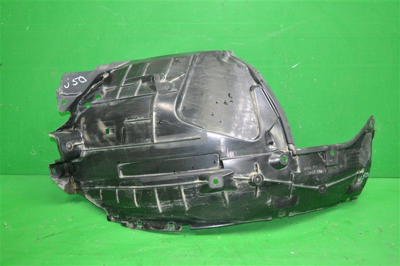 Подкрылок Infiniti Ex J50 2007 передний правый (б/у)