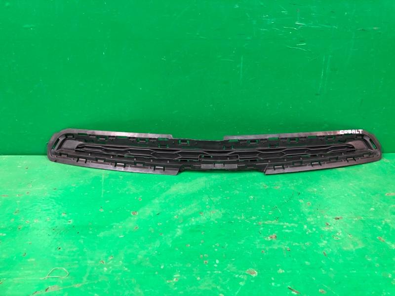 Решетка радиатора Chevrolet Cobalt 2 2011 верхняя (б/у)
