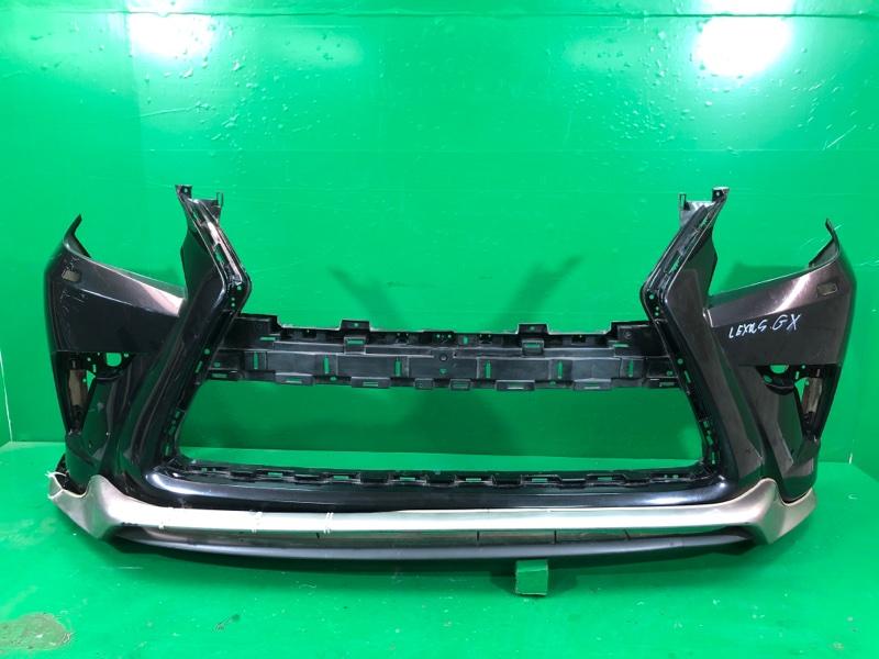 Бампер Lexus Gx 2 РЕСТАЙЛИНГ 2013 передний (б/у)