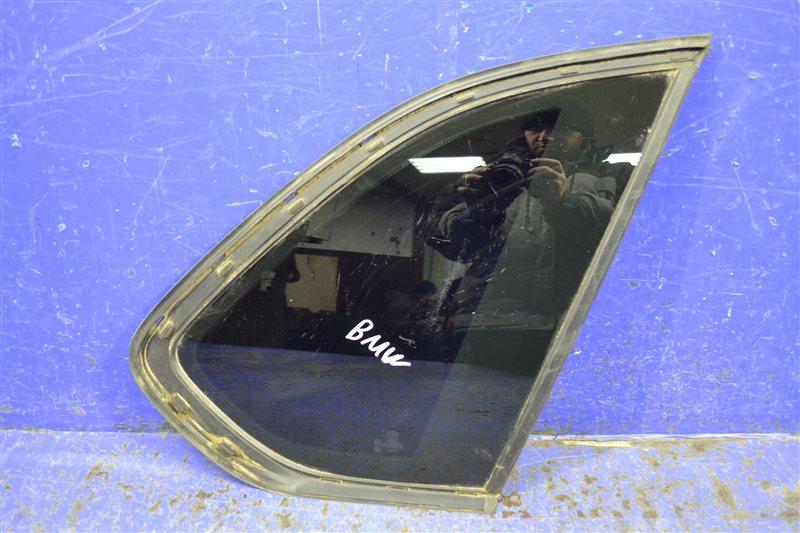 Стекло заднее Bmw X5 F15 2013 заднее правое (б/у)