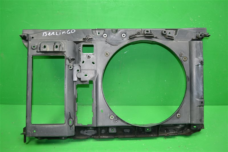 Диффузор вентилятора Citroen Berlingo 2 2008 (б/у)