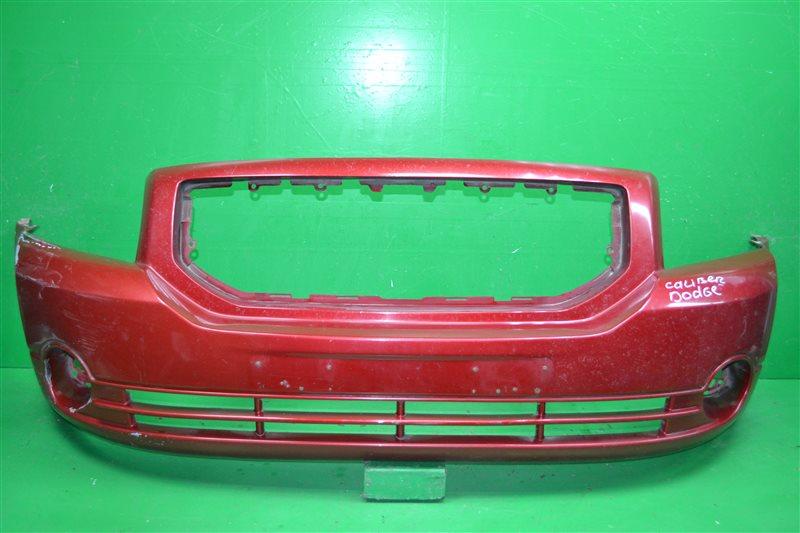 Бампер Dodge Caliber 2006 передний (б/у)