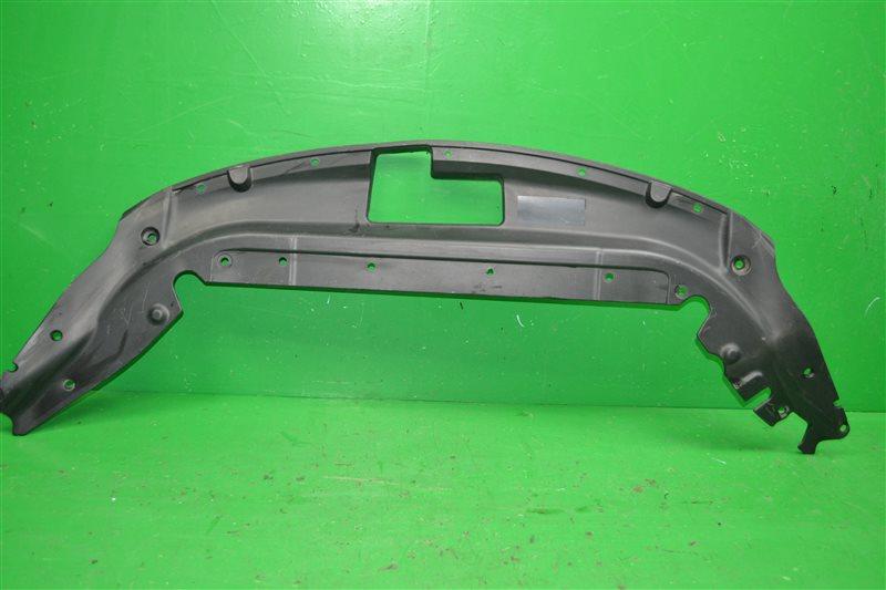Накладка замка капота Nissan Sentra B17 2012 (б/у)