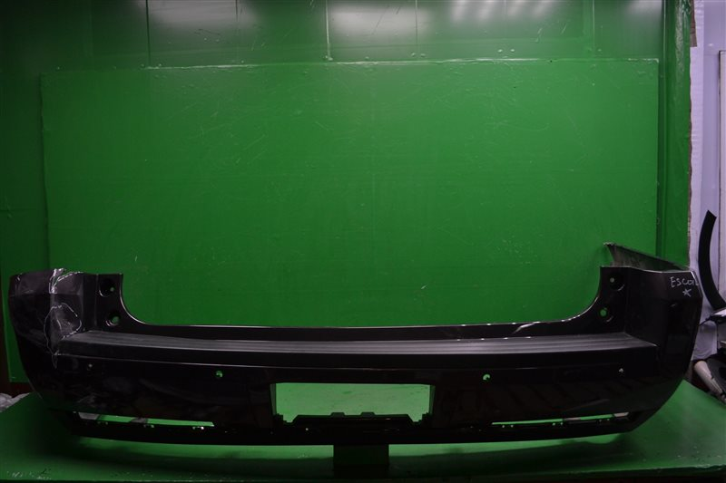 Бампер Cadillac Escalade 4 2014 задний (б/у)